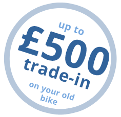 Eastbourne bike trade-in
