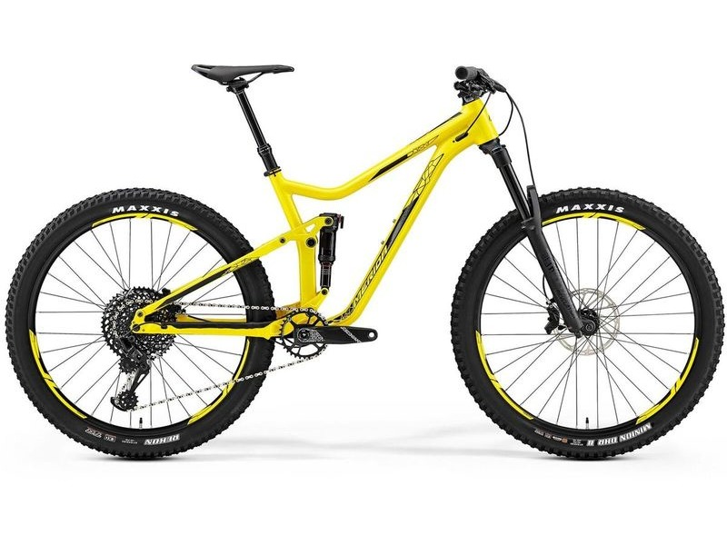 MERIDA One-Forty 800 Full Suspension MTB click to zoom image