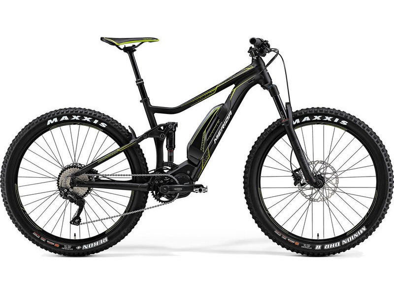 Merida eOne-Twenty 500 Electric MTB click to zoom image