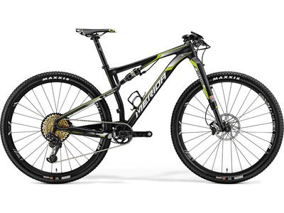 Merida Ninety-Six 9.Team FS MTB