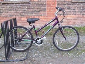 "Used Concept Clelsius 24"" Women's Mountain Bike."