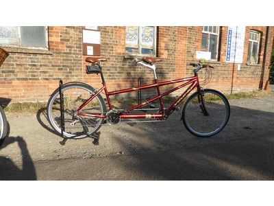 Used Viking Monarch Tandem. Bicycle Built 4 2