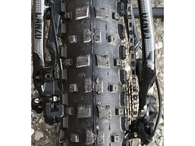 Used Voodoo Canzo Full Suspension MTB click to zoom image