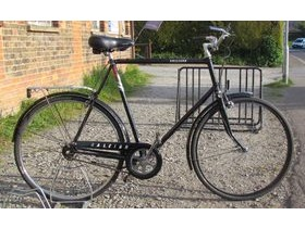 Used Raleigh Chiltern Classic Mens Bike.