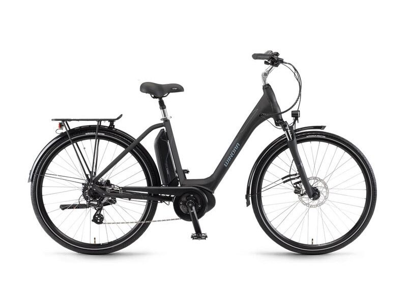 Winora Sima 7 400 Low Step Electric Bike click to zoom image