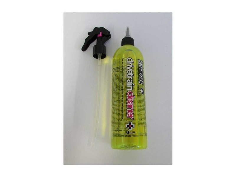 Muc-Off Drive-train Cleaner with Trigger. 500ml click to zoom image
