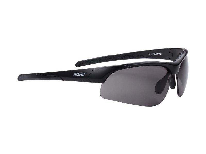 BBB Impress Sport Glasses Matte Black click to zoom image