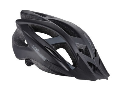 BBB Jaya - Black Cycling Helmet