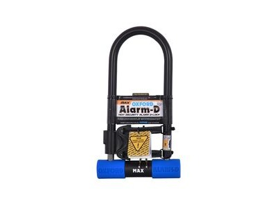 OXFORD Alarm-D Max Alarmed D-Lock.