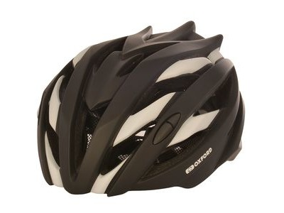 Oxford Raven Helmet Matt Black