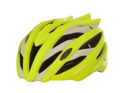 Oxford Raven Helmet Fluo Yellow