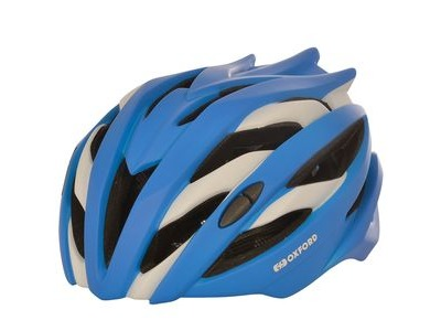 Oxford Raven Helmet Matt Blue