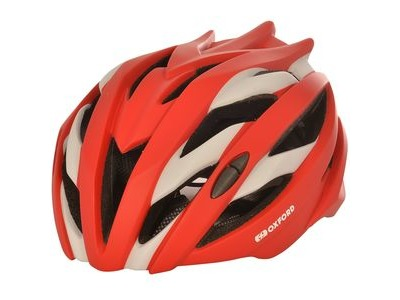Oxford Raven Helmet Matt Red