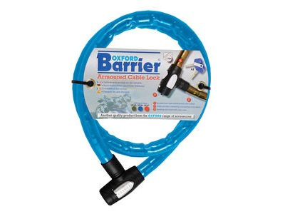 OXFORD 1.4m x 25mm Barrier - Blue