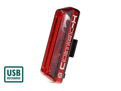 Moon Comet-X 50 Lumen Rear Light