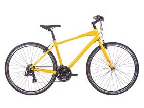 Raleigh Strada 1 Crossbar Hybrid (Yellow)