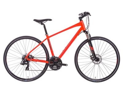 Raleigh Strada Trail Sport 1 Mens Hybrid Bike