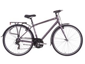 Raleigh Circa 2 Crossbar Mens Hybrid
