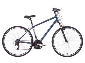 Raleigh Circa 3 Crossbar Mens Hybrid