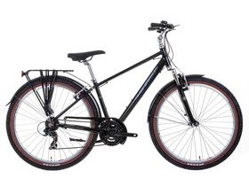 Raleigh Pioneer Trail Crossbar Mens Bike