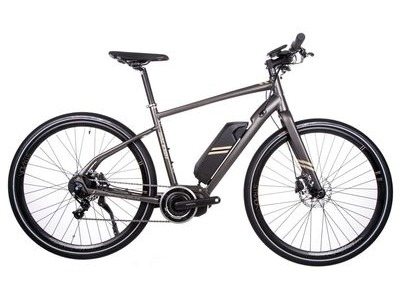 Raleigh Strada Comp Di2 Alfine e-Bike.