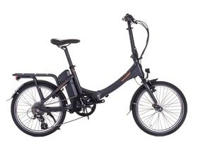 Raleigh Stow-E-Way Folding e-Bike