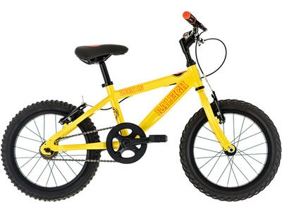 Raleigh Zero 16 Yellow- Kids Bike
