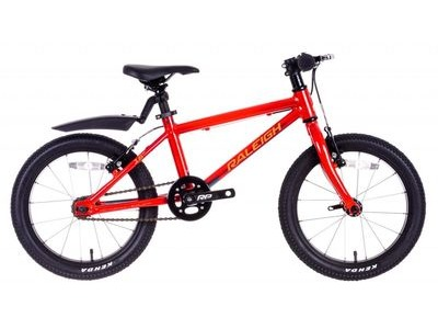 Raleigh Performance 16 Orange- Kids Bike