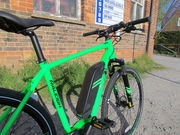 Raleigh Strada TS Electric Bike. click to zoom image