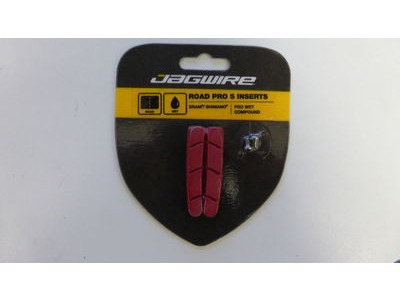 JAGWIRE Road Pro S Inserts for Wet Conditions.