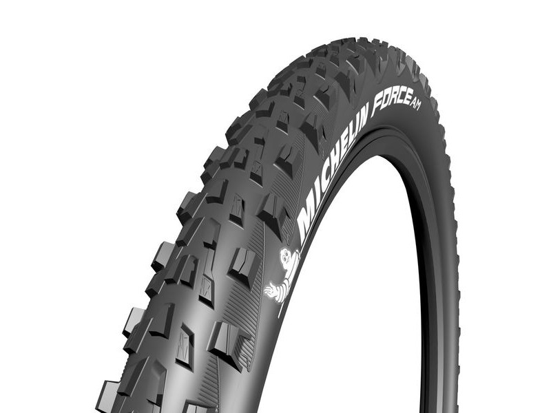 "MICHELIN Force AM Competition Line Tyre 27.5 x 2.60"" Black (66-584) click to zoom image"