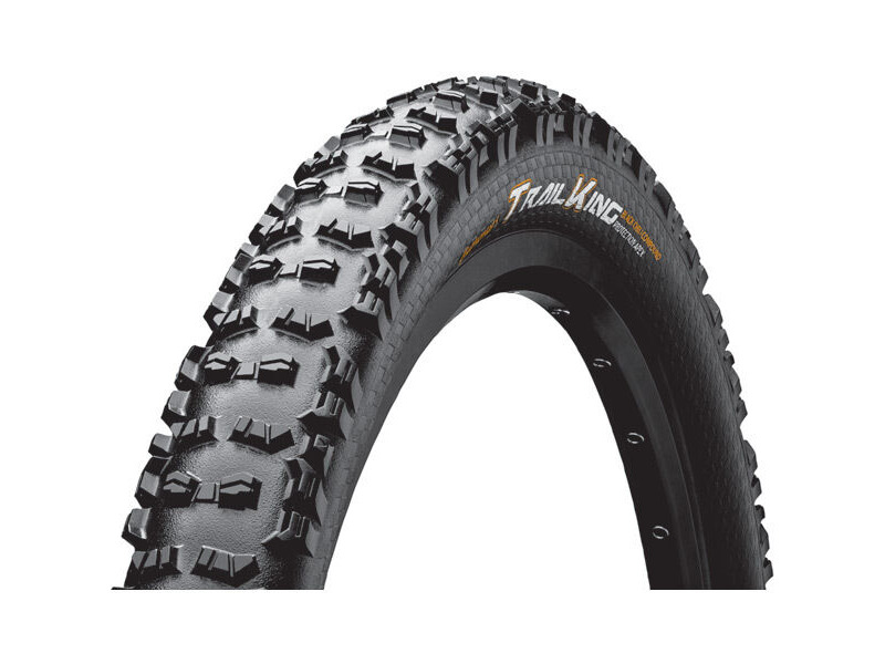 "CONTINENTAL Trail King ProTectionApex 27.5 x 2.4"" black folding click to zoom image"