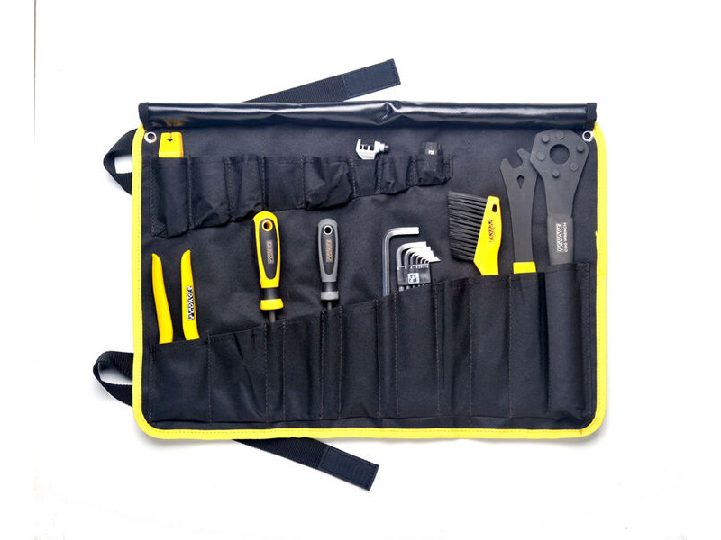 Pedros Starter Bike Tool Kit click to zoom image
