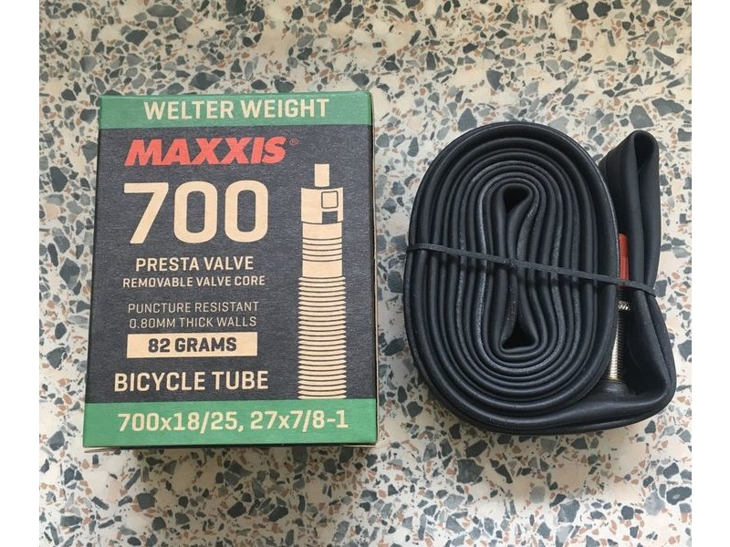 Maxxis Welterweight 700x18/25 Presta click to zoom image