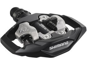 Shimano PD-M530 SPD Trail Pedals.
