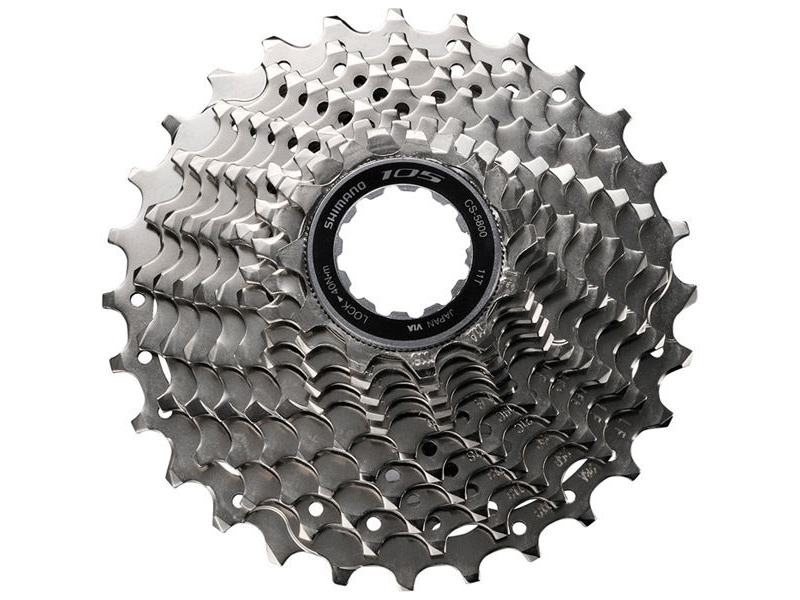 SHIMANO CS-5800 105 11speed cassette 11-32T click to zoom image