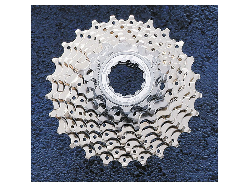 SHIMANO CS-HG50 9-speed cassette 11 - 30T click to zoom image