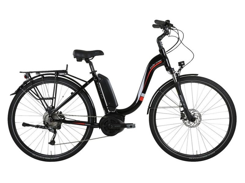 FORME Morley ELS Step Through E-Bike click to zoom image