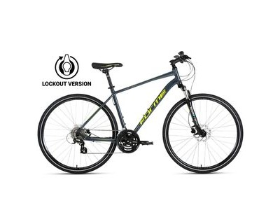 Forme Peak Trail 1 Mens Hybrid Bike