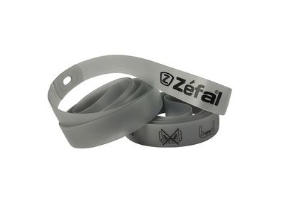 ZEFAL Soft Pvc 16mm 700c Rim Tape Grey (Pr)