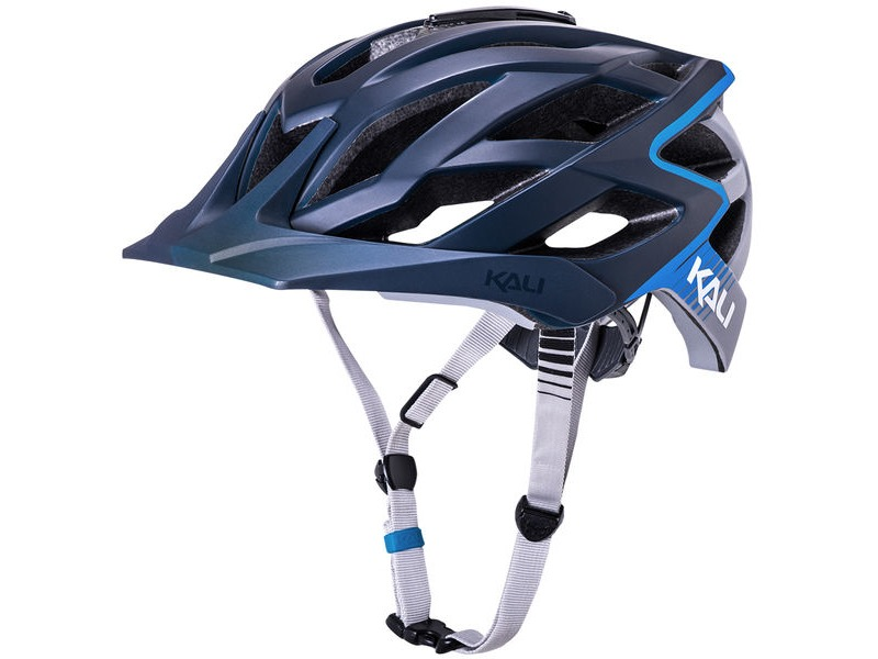 KALI PROTECTIVES Lunati Frenzy Matt Blue/Grey click to zoom image