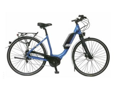 Corratec Urban 8 Low Step e-Bike